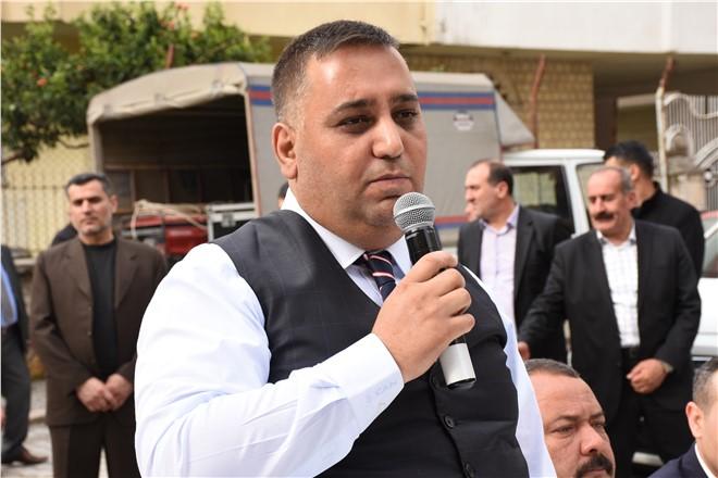 Başkan Can; 'Şehrimizi Birlikte Yönetiyoruz'