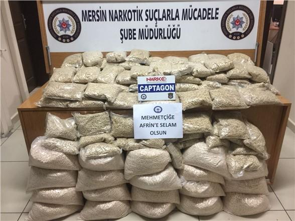 Uyuşturucuya Geçit Yok, Kilolarca Uyuşturucu Yakalandı
