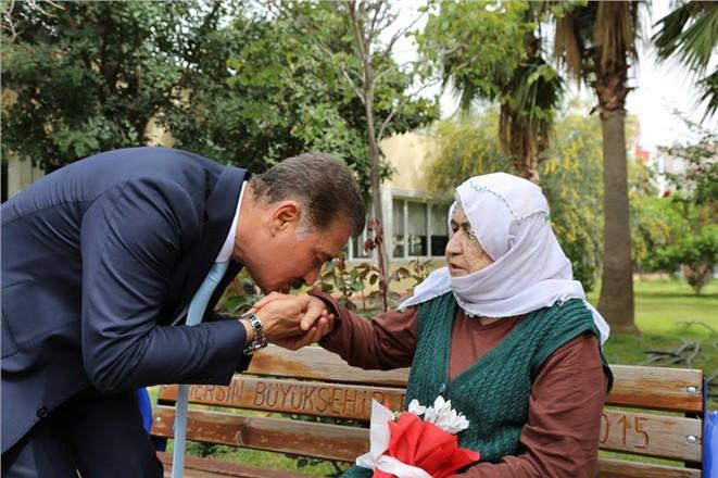 Başkan Tuna'dan Anlamlı Ziyaret