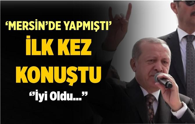 Cumhurbaşkanı Erdoğan 'Bozkurt' ile İlgili İlk Kez Konuştu