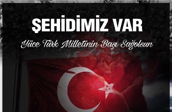 Bitlis'te Askerimize Hain Tuzak: Adanalı Uzman Çavuş Şehit Oldu