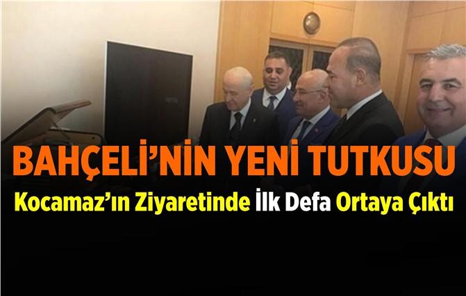 MHP Lideri Bahçeli'nin Yeni Tutkusu