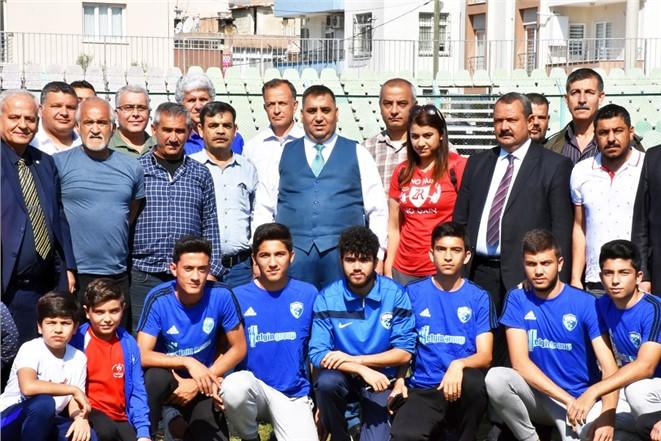 Başkan Şevket Can, Amatör Futbol Camiasıyla Buluştu