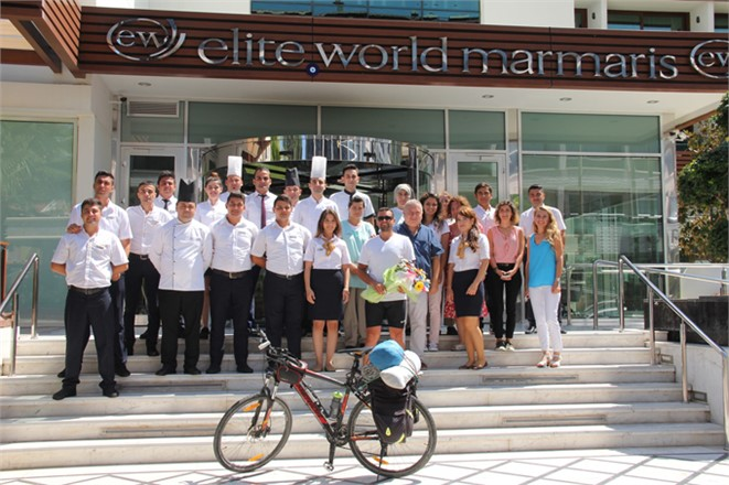 Elite World Hotels'den Turizmde Farkındalığa Destek