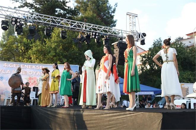 Mersin'de İğne Oyası Festivali Coşkuyla Kutlandı