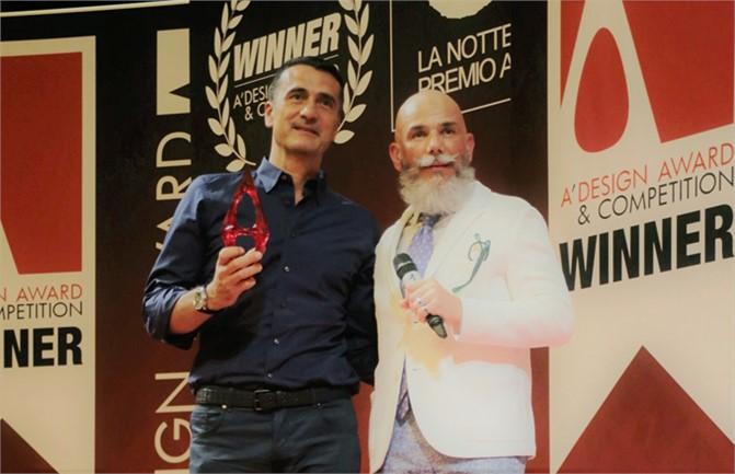 Ekin Teknoloji'nin Tasarım Alanındaki Başarısı İtalya'da Altın Ödülle Taçlandırıldı