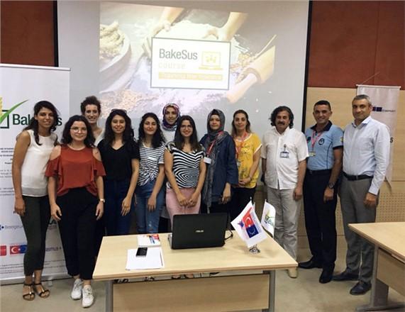Tarsus Belediyesi ve Mersin Üniversitesi'nden Fırıncılık Ve Pastacılık Sektörünün İyileşti..