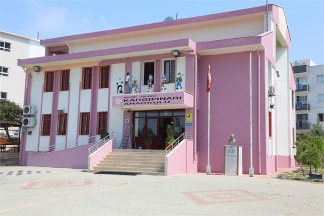 Mersin Erdemli Belediyesinden Okullara Kesintisiz Hizmet