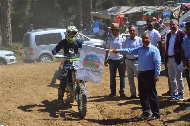Mersin Çamlıyayla'da 4. Geleneksel Uluslararası Çamlıyayla Motofest Heyecanı Yaşandı