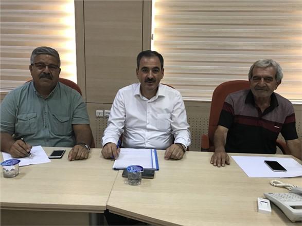 Tarsus Belediyesi Yerli Malı Kullanımını Teşvik Komisyonu Toplandı