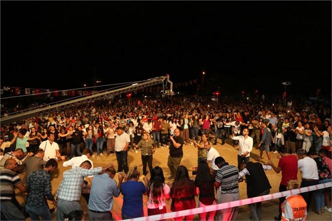 Toroslar'da Yayla Şenlikleri Arslanköy'de Ali Kınık Konseri İle Taçlandı