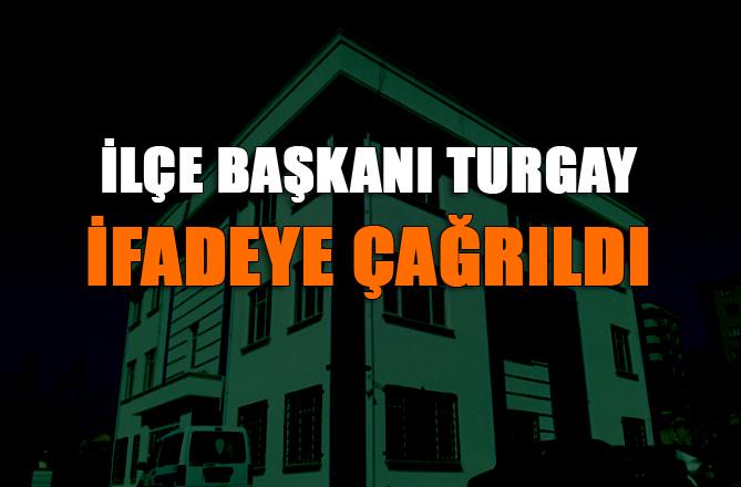 Mersin CHP Bozyazı İlçe Başkanı İfade Verdi