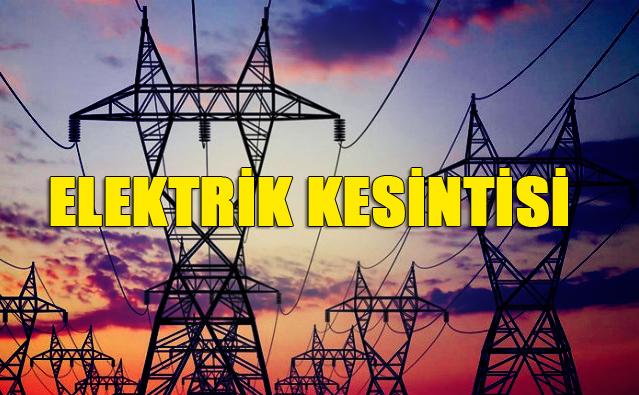 7 Eylül Cuma Elektrik Kesintisi, Mersin ve İlçelerinde Yapılacak Kesintiler