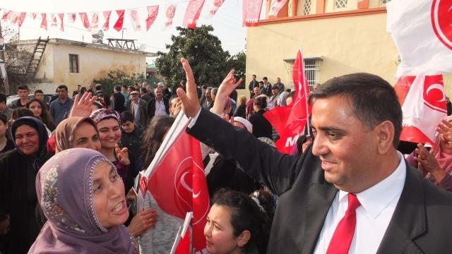 Başkan Şevket Can Seçim Startını Eshab-ı Kehf'te Verecek