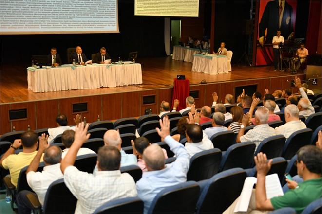 Mersin Büyükşehir Meclisi Eylül Ayı İkinci Birleşimi Yapıldı