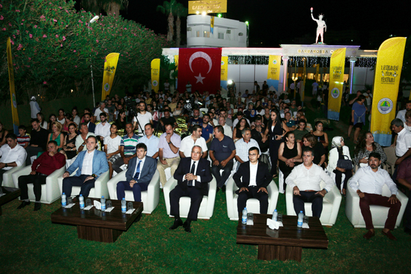 Kızkalesi Film Festivalinde Muhteşem Final