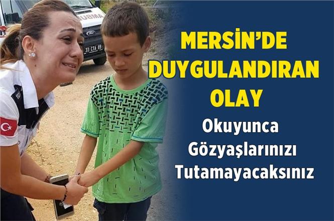 Mersin'de Duygulandıran Olay! Okuyunca Gözyaşlarınıza Bağulacaksınız