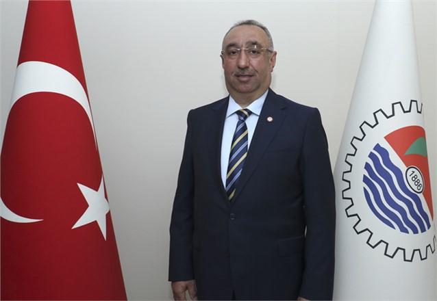 """Mersin'de İnşaat Sektörü, Maliyetlerdeki Aşırı Artışlardan Şikayetçi! Nurettin Akbay, """"Adımlar Atılmalı"""""""