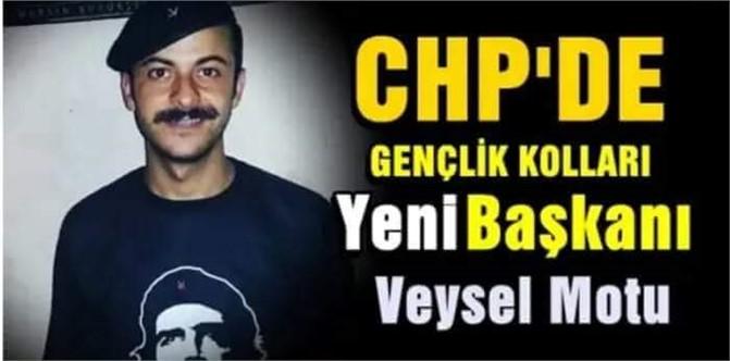 CHP Tarsus Gençlik Örgütü Veysel Motu 'ya Emanet