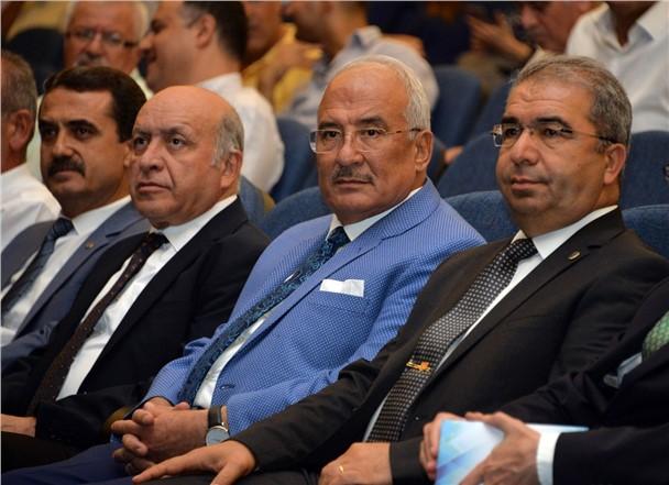 Mersin Büyükşehir Belediyesi Çalışanlarını Takdir Etti
