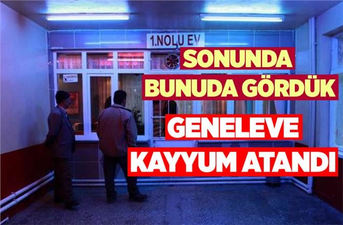 Adana'da 2 Geneleve Kayyum Atandı!