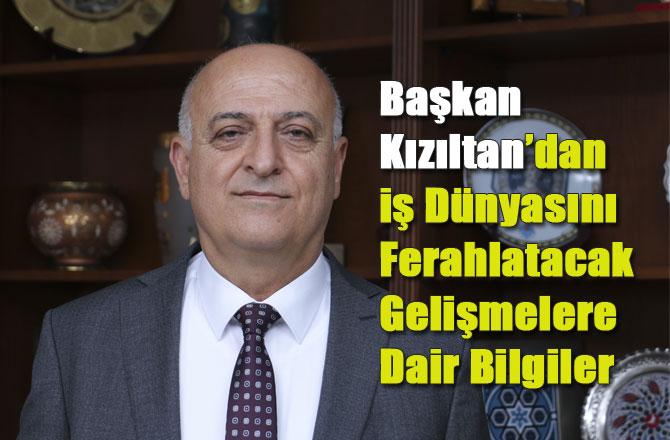"""MTSO Başkanı Ayhan Kızıltan, """"İşletmelerimiz De; Vatandaşlarımız da Manipülasyonlara Ezdirilmemeli"""""""