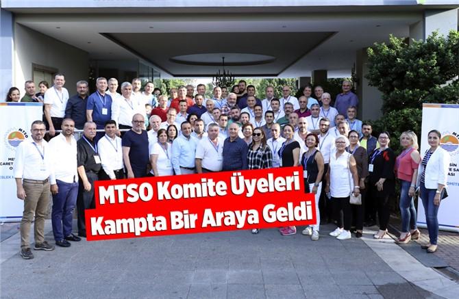 MTSO Komite Üyeleri Kampta Bir Araya Geldi
