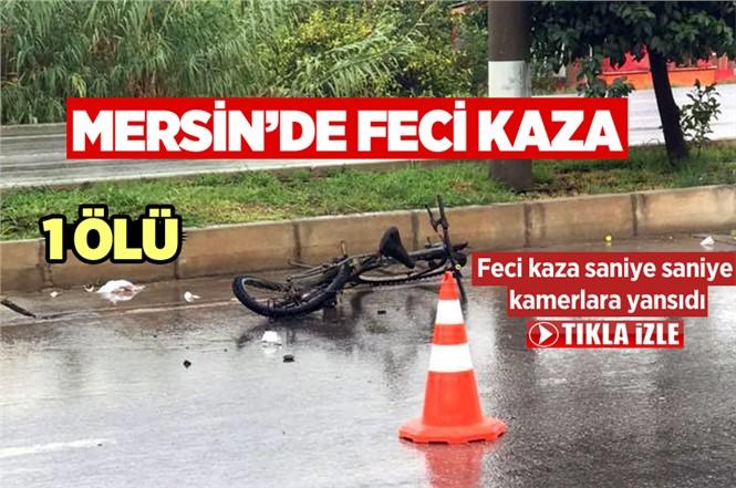 Mersin'de Feci Kaza Münir Hataylı Hayatını Kaybetti
