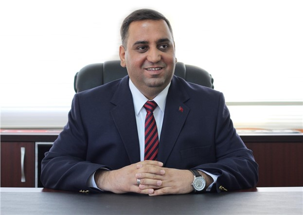 Tarsus Belediye Başkanı Şevket Can, Cumhuriyet Bayramı'nı Kutladı