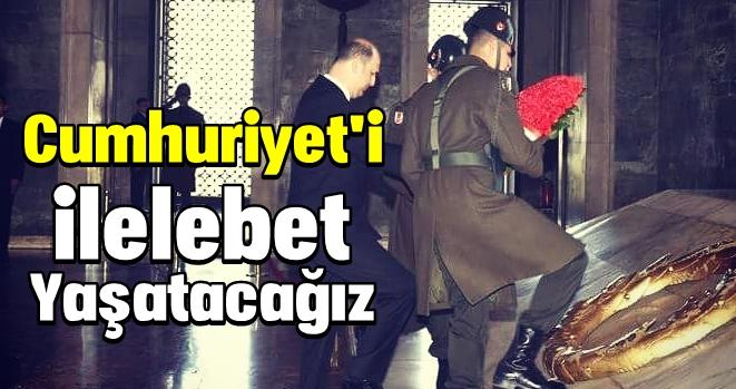 Tarsus Gazeteciler Cemiyeti Başkanı Emre Geçim'den 29 Ekim Cumhuriyet Bayramı mesajı.