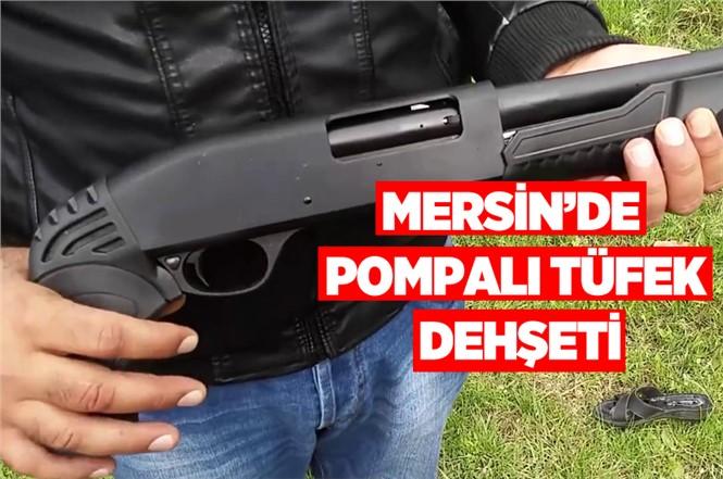 Mersin Çamlıyayla'da 11 Yaşındaki Çocuk Pompalı Tüfekle Yaralandı