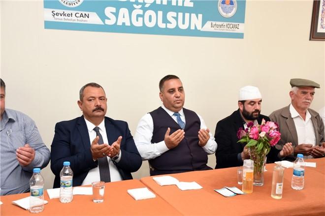 Tarsus Yeşiltepe Mahallesi Hakkı Ender Taziye Evi Hizmete Açıldı