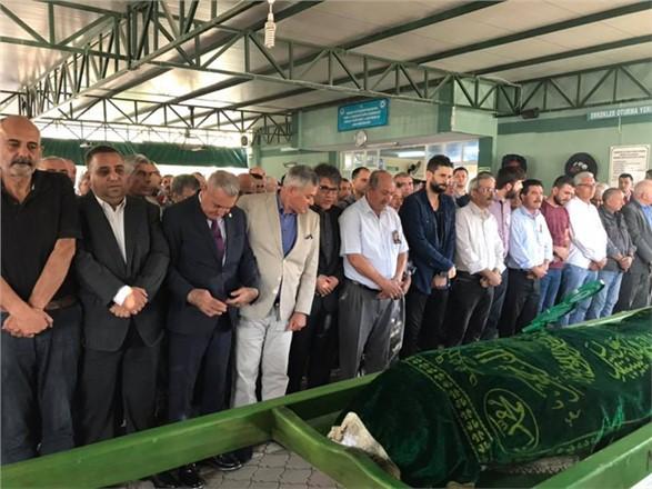 CHP Tarsus Belediye Başkan A. Adayı Dr. Haluk Bozdoğan'ın Annesi Hacı Hidayet Bozdoğan, Toprağa Verildi