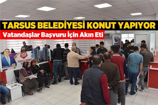 Tarsus Belediyesi Evlerine Başvuru Nasıl Yapılır, Belediye Evleri Hakkında Detaylı Bilgi