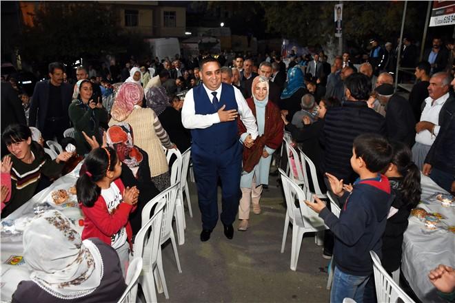 """Başkan Can, """"Tarsus Belediyesi Siyaset Yapmadı, Hizmet Yaptı"""""""