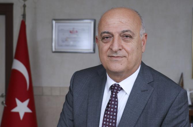 """Başkan Ayhan Kızıltan, """"Mersin iş dünyası bu ortaklığa her zaman en açık kurum olmaya devam edecektir."""""""