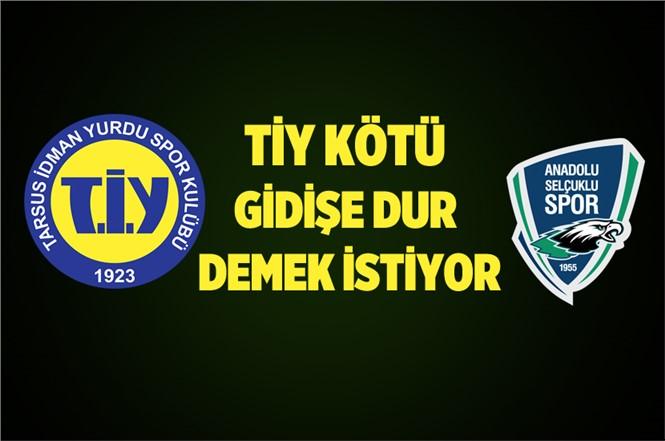Tarsus İdman Yurdu - Konya Anadolu Selçukspor Maçı Pazar Günü