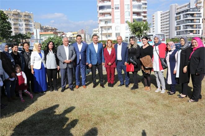 Kadınlar Birleşiyor, Erdemli Güçleniyor. MHP Kadın Kolları İlk Toplantısını Gerçekleştirdi