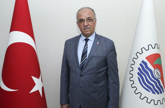 """Komite Başkanı Mustafa Aykun """"Marketler Hedef Gösterilmekten Rahatsız"""""""