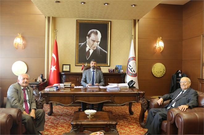 Mersin Barosu İle Çağ Üniversitesi Yeni Projelerde Buluşuyor