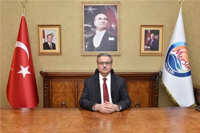 Mersin Valisi Ali İhsan Su'nun, 24 Kasım Öğretmenler Günü Mesajı