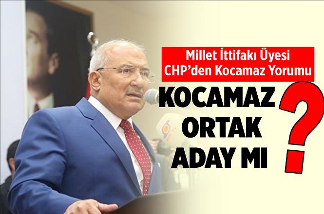 İYİ Parti-CHP İttifakının Ortak Adayı Burhanettin Kocamaz mı?