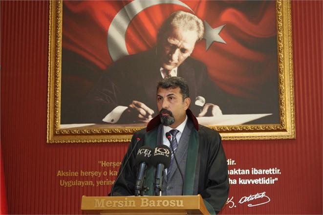 Yeşilboğaz, İzmir Baro Başkanı'na Yapılan Saldırıyı Kınadı