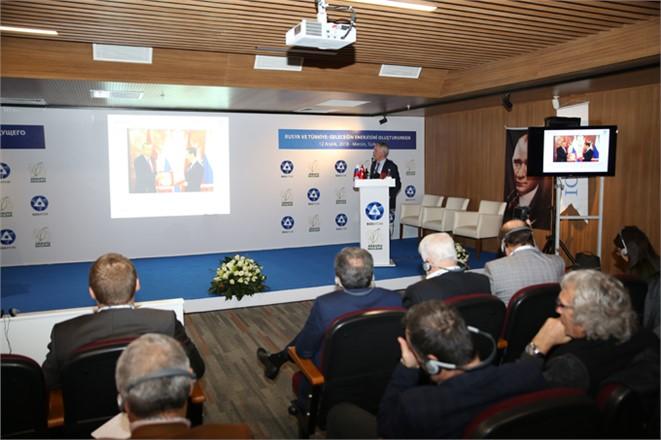 Rosatom, Mersin'de Nükleer Enerji Konularında Halka Yönelik Bilgilendirme Semineri Düzenledi