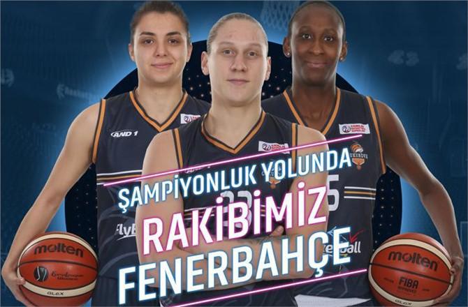 Çukurova Basketbol Takımı Şampiyonluk Yolunda, 5 Ocak'ta Rakibi Fenerbahçe