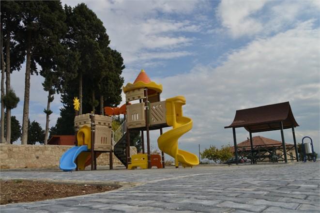Bağlarbaşı'na 3 Bin Metrekarelik Yeni Park
