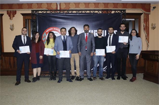 Avukatlara Temel Fotoğrafçılık Sertifikası Verildi