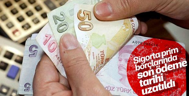 GSS ve SGK prim borçlarının son ödeme tarihi 28 Şubat