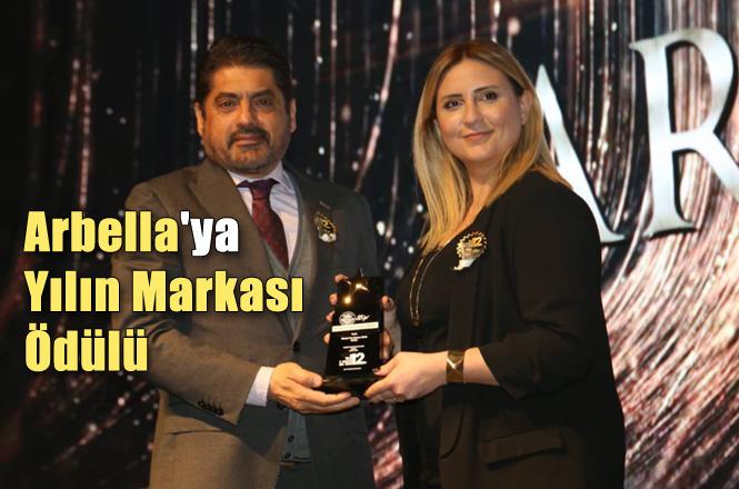 Arbella'ya Yılın Markası Ödülü