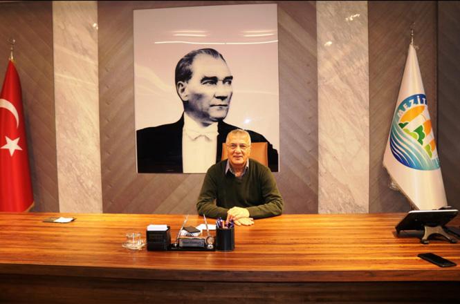 CHP Mezitli Belediye Başkan Adayı ve Mevcut Belediye Başkanı Neşet Tarhan'dan İlk Mesaj